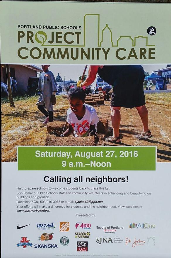 community cares