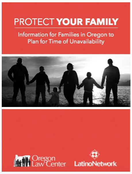 Family Preparedness Packet - English