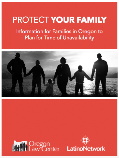 Family Preparedness Packet - English