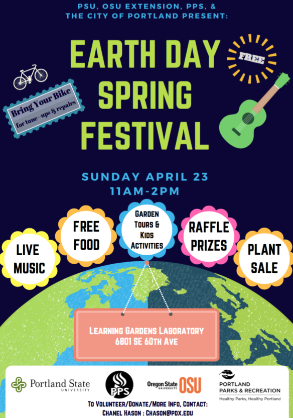 LGL Earth Day Spring Festival